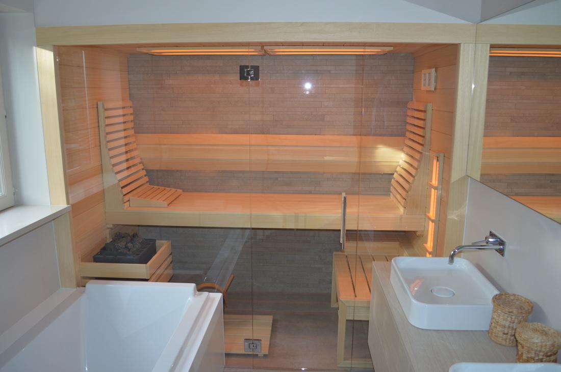 Badkamer Ventilatie Box ~ Sauna, infrarood sauna, maatwerk sauna  Badwereld maatwerk